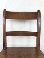 Pair of Antique Welsh Oak Farmhouse Chairs (17 of 17)