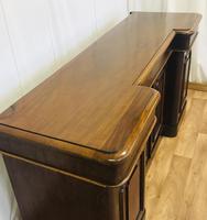 Victorian Mahogany Sideboard (2 of 11)