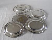 Silver Plated Salvers / Serving Plates 19th Century (8 of 9)