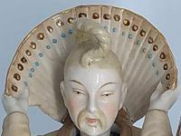 Chinese Porcelain Nodding Head Figures Group (6 of 9)