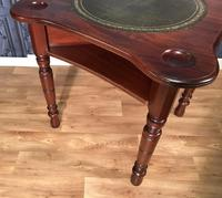 Victorian Walnut Games Card  Table (9 of 11)