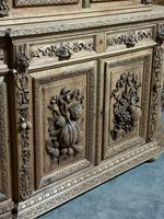 Magnificent French Carved Oak Hunting Sideboard (11 of 23)