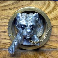 Victorian French Chestnut Dog Kennel Money Box (7 of 10)