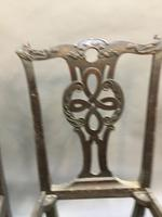 Set of 18th Century Mahogany Dining Chairs (16 of 21)