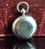 Antique Silver Sovereign Case (2 of 10)