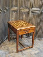 Antique French Tric Trac Games Table (2 of 6)