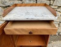 Antique Victorian Satinwood Bedside Pot Cupboard (12 of 16)