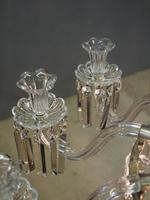 19th Century Crystal Tent & Waterfall Chandelier (14 of 18)