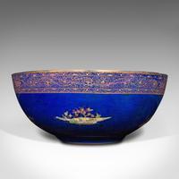 Antique Decorative Fruit Bowl c.1920 (6 of 10)
