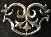 Silver and Marcasite Vintage Brooch (2 of 5)