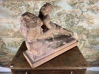 Large Terracotta Sculpture by Émile Grégoire (5 of 10)