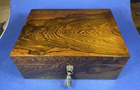 Georgian Brazilian Rosewood Box (14 of 17)