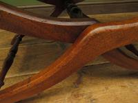 Antique Georgian Coaching Table, Regency Antique Occasional Fold Away Table (12 of 20)