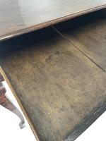 English Oak Side Table (9 of 10)