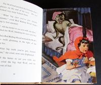 1958 Red Riding Hood Goldilocks & 3 Bears by Gilda Lund, 1st Edition Ladybird Book with Dust Jacket (3 of 5)