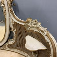 Grand Scale Italian Painted Dressing Table (6 of 8)