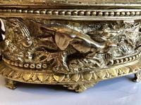 Napoleon III Animalier Bronze Jewel Casket (6 of 6)