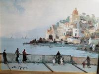 Fine Italian Oil by Eugenio Magno (2 of 7)
