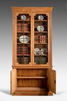 George III Period Pine Bookcase (2 of 6)