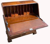 A Burr Walnut Art Deco Bureau (5 of 7)