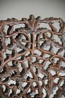 Carved Anglo Indian Chair (4 of 12)