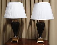 Pair of Urn Shaped Lamps (3 of 8)