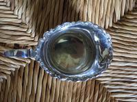 Edwardian Solid Silver Cream Jug (4 of 6)