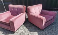 Pair of 1960s Lounge Chairs (2 of 6)