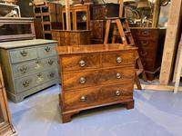 George III Small Chest of  4 Drawers (8 of 8)