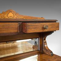 Antique Music Cabinet, English, Rosewood, Side, Hall Stand, Edwardian c.1910 (5 of 12)