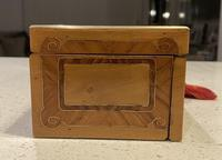 19th Century French Applewood Glove Box (11 of 17)