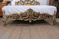 Spectacular Rococco Baroque Italian Super King Size Bed (3 of 11)