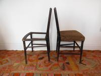 Pair of Chairs in the manner of E.W.Godwin (10 of 11)