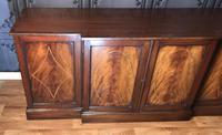 Mahogany Breakfront Sideboard (5 of 14)