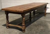 Wonderful Long French Farmhouse Dining Table (13 of 28)