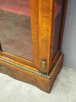 Matched Pair of Victorian Display Cabinets (12 of 17)