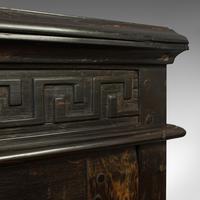 Vintage Ship's Cabinet, Rare, Asian, Coromandel, Decorative Maritime Cupboard (8 of 11)