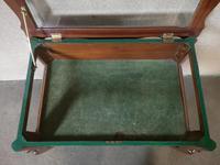 Edwardian Mahogany Bijouterie Table / Display Table (2 of 10)