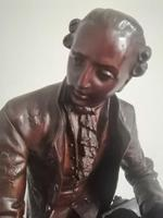 Pair of Bronzed & Patinated Figures after Mathurin Moreau (14 of 21)