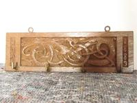 Iona Celtic Inspired Carved Panel (9 of 10)