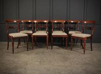 William IV Set of 8 Rosewood Dining Chairs (16 of 18)