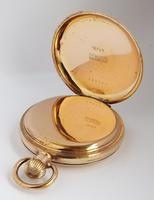Waltham Full Hunter Pocket Watch, 1924 (4 of 6)