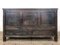 18th Century Welsh Oak Coffer with Panel Front (19 of 19)