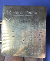 Victorian Mordan Letter Scales. (6 of 19)