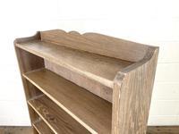 Pair of Antique Oak Bookcases (6 of 8)