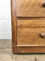 Antique Satinwood Chest of Drawers (3 of 10)
