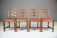 1930s Oak Dining Chairs (5 of 11)