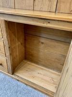 Large Antique Pine Dresser (11 of 16)