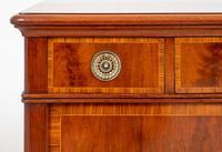 Victorian Mahogany Two-Door Side Cabinet (3 of 8)