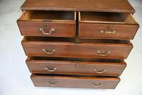 Antique Straight Front Chest of Drawers (10 of 12)